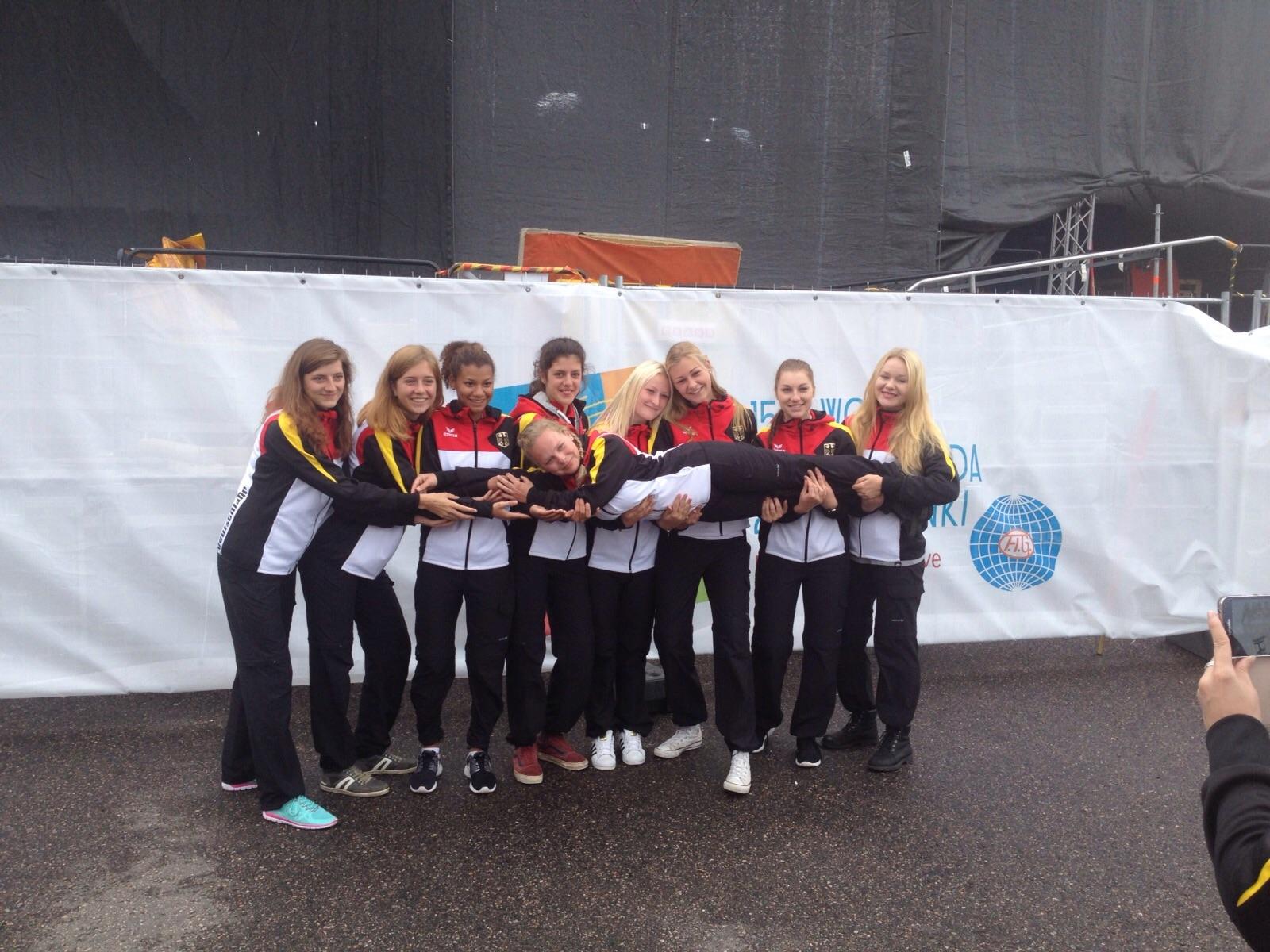 Weltgymnaestrada 2015 - Helsinki